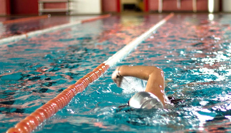 entrenamiento de natación nivel medio y mas