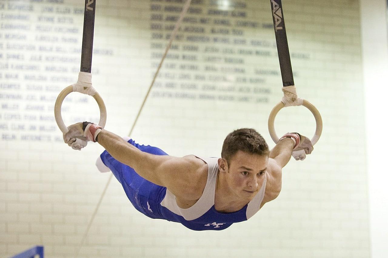 ejercicios manos libres gimnasia ritmica