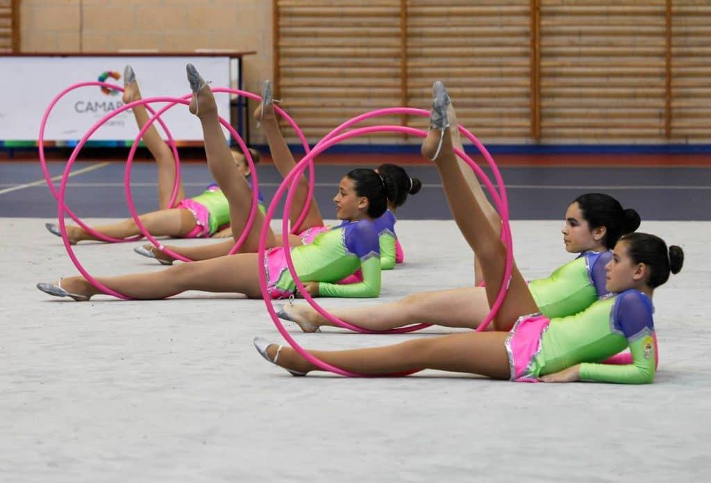 Reglas de la gimnasia rítmica