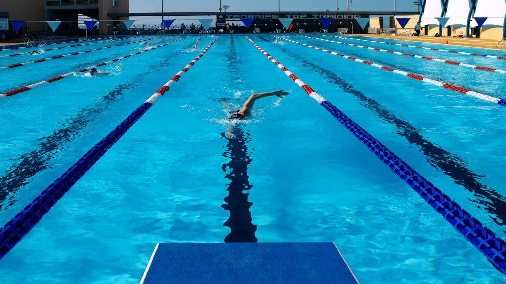 implementos de natacion