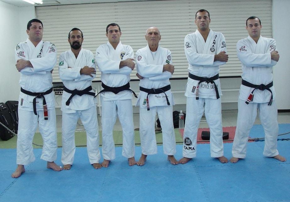 ver jiu jitsu brasileño