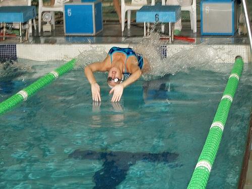 natación competitiva y mas