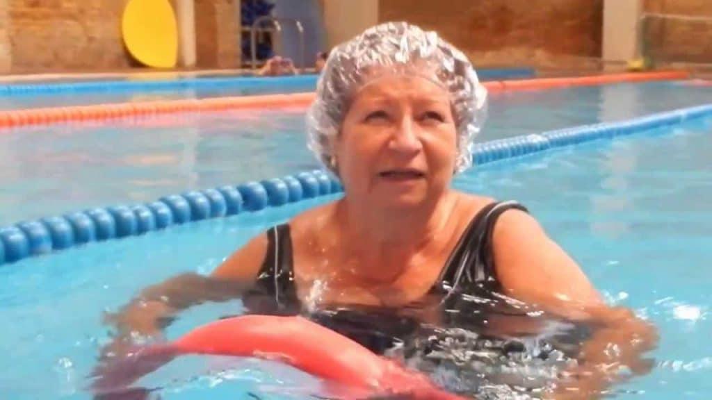 ejevcicios de natacion