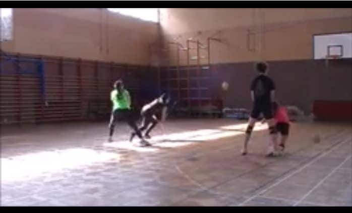 aprender todo sobre ejercicios de entrenamiento de vóleibol