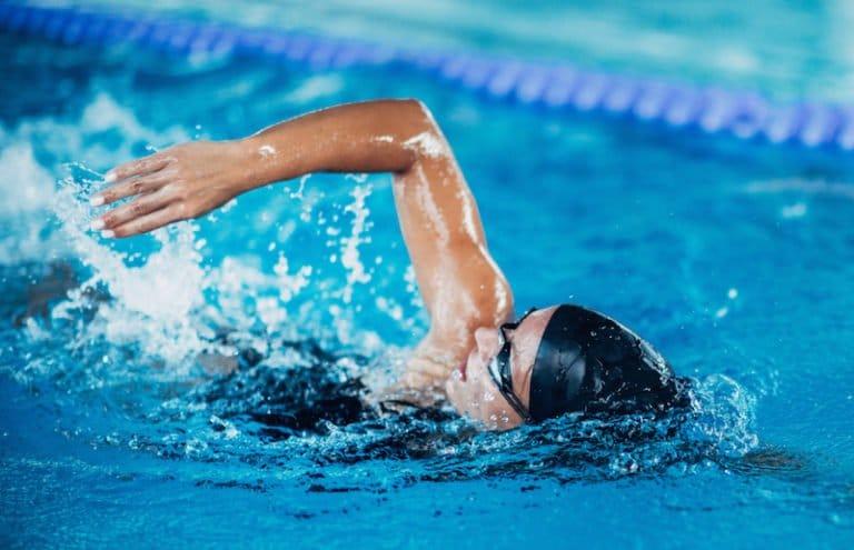 técnica de natación crol o estilo libre