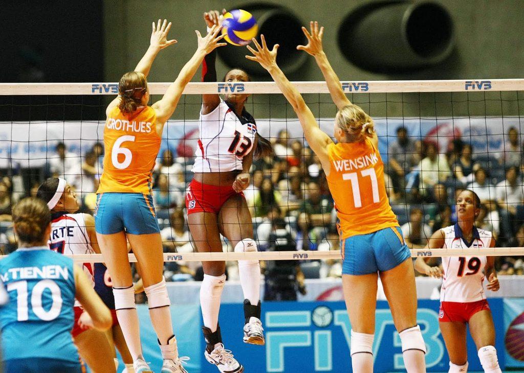 Zona de ataque del voleibol: Medidas y todo lo que necesita saber